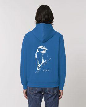 """Sweatshirt édition """"Bird collection"""" Mésange charbonnière"""