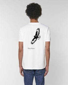 "Tee-shirt buse variable  édition ""Bird collection"""