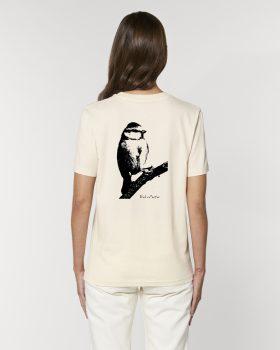 """T-shirt Mésange bleue édition """"Bird collection"""""""